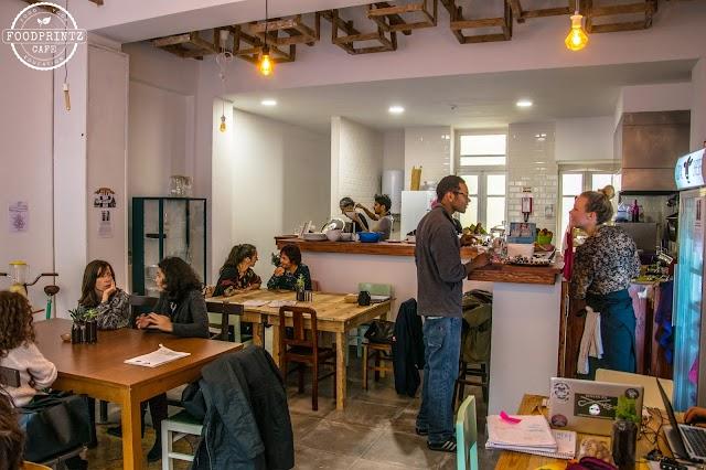 Foodprintz Cafe
