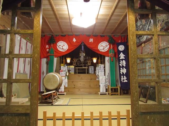金持神社札所(売店)