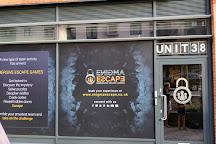 Enigma Escape, London, United Kingdom