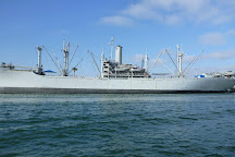 S.S. Lane Victory, Los Angeles, United States
