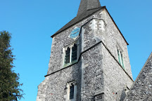 St Nicholas Church, Chislehurst, United Kingdom