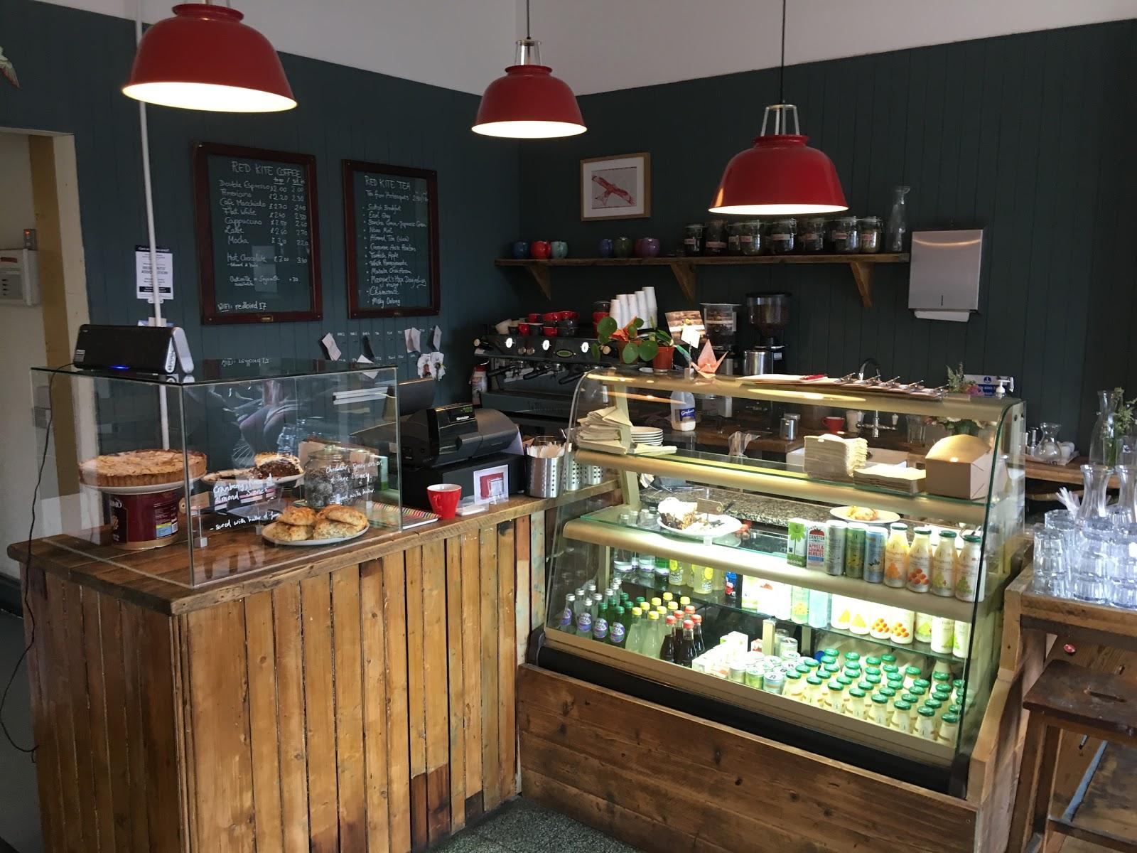 The Red Kite Café
