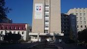 Алтайский краевой кардиологический диспансер, улица Юрина на фото Барнаула