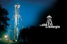 La Cite de l'energie, Shawinigan, Canada
