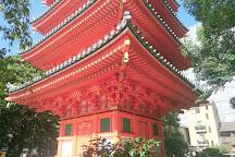 Tochoji Temple, Hakata, Japan