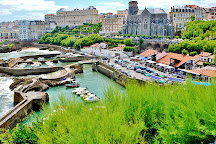 Port des Pecheurs, Biarritz, France