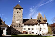 Spiez Castle, Thun, Switzerland