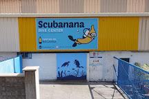 Scubanana Dive Center, Santa Cruz de Tenerife, Spain