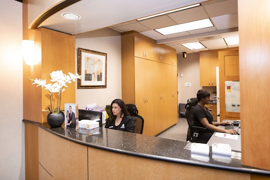 Washington Center for Cosmetic & Family Dentistry Front Office