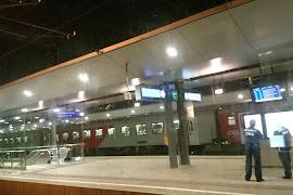 Железнодорожная станция   St. Pölten Hauptbahnhof