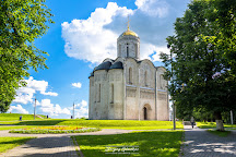 Dmitriyevskiy Cathedral Museum, Vladimir, Russia
