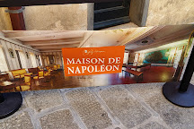 Maison Bonaparte, Ajaccio, France