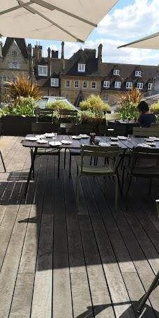 The Ashmolean Cafe oxford