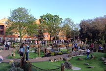 Putt in the Park - Wandsworth Park, London, United Kingdom