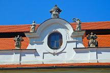 Bishop's Palace (Puspok Palota), Veszprem, Hungary