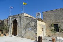 Agios Georgios Monastery, Vamos, Greece