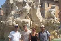 Walking Tour in Rome, Rome, Italy