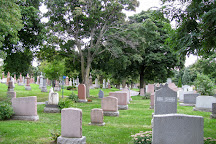 Notre-Dame-des-Neiges Cemetery, Montreal, Canada