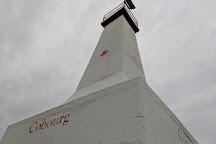 Cobourg East Pierhead Lighthouse, Cobourg, Canada