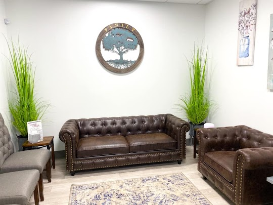Cypress Family Dental Interior