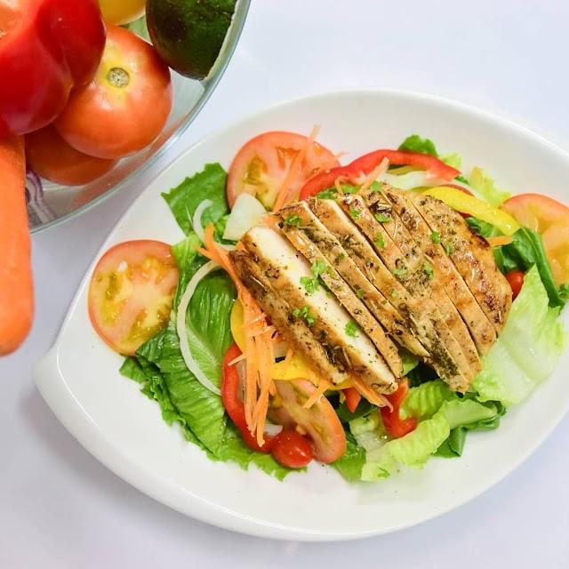 Intro Healthy Restaurant