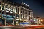 InterContinental, Тверская улица, дом 22А, строение 3 на фото Москвы