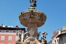 Fontana del Nettuno, Trento, Italy