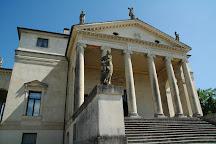 Villa La Rotonda by Andrea Palladio - World Heritage Site, Vicenza, Italy