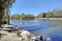 The park Soto Mostoles, Mostoles, Spain