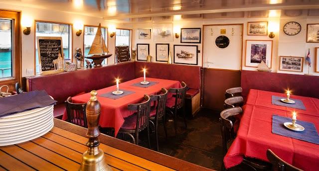 Deckshaus Restaurantschiff
