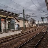 Железнодорожная станция  Werdau