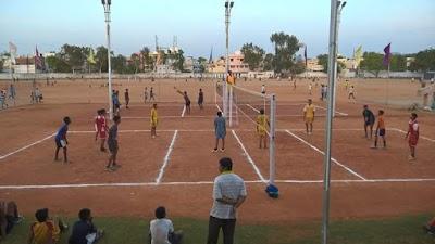 District Sports Authority Stadium