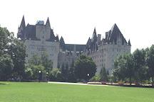 Major's Hill Park, Ottawa, Canada