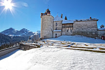Gruyeres Castle, Gruyeres, Switzerland