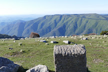Meteosite du Mont Aigoual, Valleraugue, France