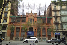 Fundacio Antoni Tapies, Barcelona, Spain