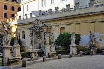 Galleria del Cembalo, Rome, Italy