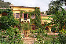 Jardin Botanique et Exotique Val Rahmeh, Menton, France