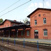 Train Station  Miedzylesie