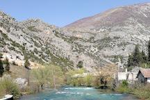 Bregava River, Stolac, Bosnia and Herzegovina