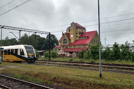 Железнодорожная станция  Sedzislaw