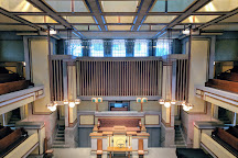 Frank Lloyd Wright's Unity Temple, Oak Park, United States