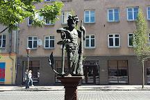 Laukinis Vyras, Klaipeda, Lithuania