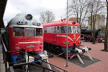 Lithuanian Railway Museum (Lietuvos Gelezinkeliu muziejus), Vilnius, Lithuania