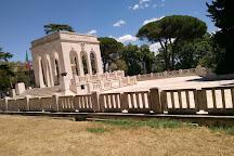 Fontana dell'Acqua Paola, Rome, Italy