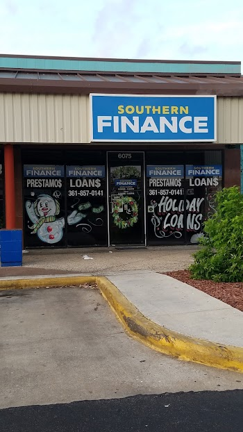 Southern Finance Payday Loans Picture