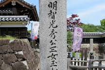 Shoryuji Castle Park, Nagaokakyo, Japan