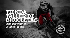 El Piñon Loco - Taller de bicicletas 4