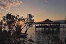 Patok Lagoon, Fushe Kuqe, Albania