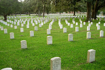 Beaufort National Cemetery, Beaufort, United States